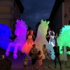 LED Walking Act Animals